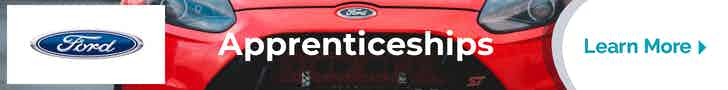 Ford Motor Company Apprenticeships