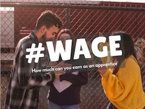 Apprentice wages